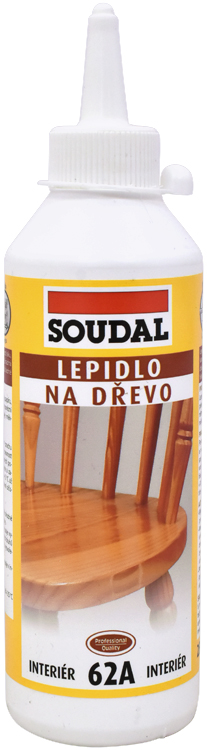 SOUDAL Lepidlo na dřevo 62A 250g