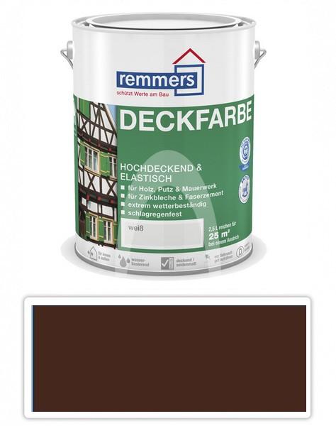 deckfarbe remmers kryc barva 2 5l o ech levne barvy. Black Bedroom Furniture Sets. Home Design Ideas