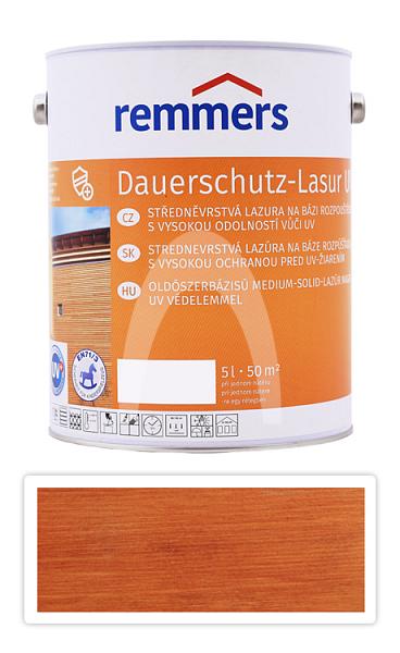 remmers dauerschutz lasur uv dekorativn lazura 5 l teak. Black Bedroom Furniture Sets. Home Design Ideas